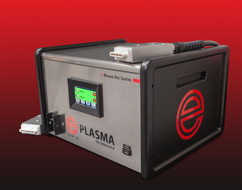 Blown-Arc-Plasma-Surface-Treaters