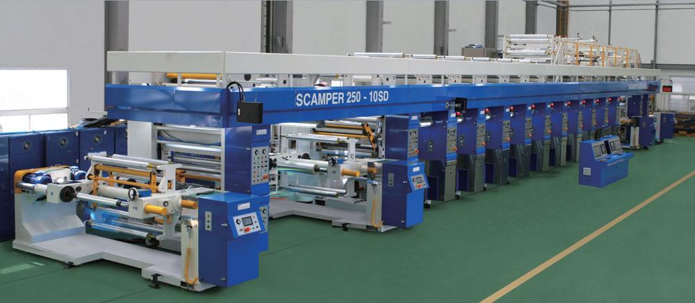 Gravure-Printing-Machine